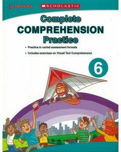 Complete Comprehension Practice 6