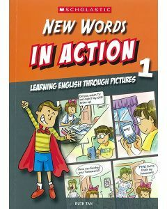New Words in Action Book 1
