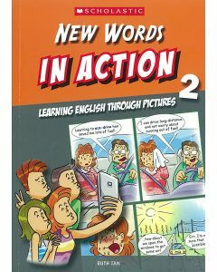 New Words in Action Book 2