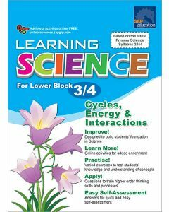 Learning Science For Lower Block 3/4: Cycles, Energy & Interactions