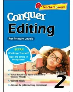 Conquer Editing Workbook 2