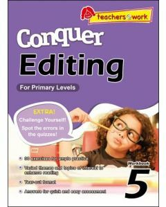 Conquer Editing Workbook 5