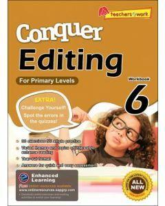 Conquer Editing Workbook 6
