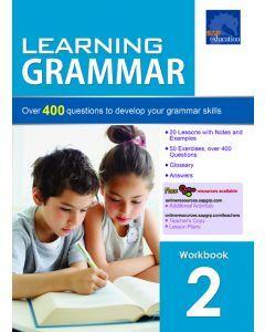 Learning Grammar Workbook 2