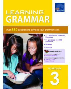 Learning Grammar Workbook 3