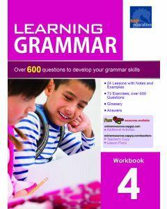Learning Grammar Workbook 4