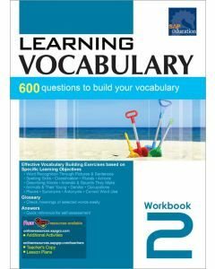 Learning Vocabulary Workbook 2