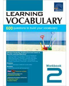 Learning Vocabulary Workbook 2