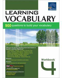 Learning Vocabulary Workbook 4