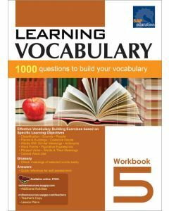 Learning Vocabulary Workbook 5