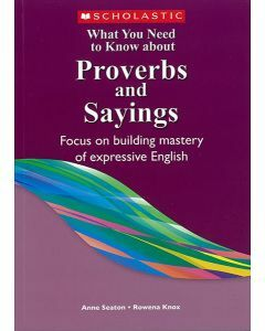 What You Need to Know about Proverbs and Sayings