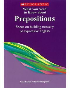 What You Need to Know about Prepositions