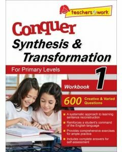 Conquer Synthesis & Transformation for Primary 1