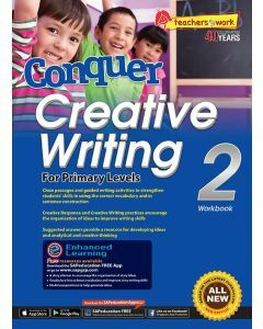 Conquer Creative Writing For Primary Levels 2
