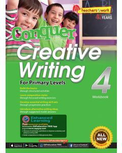 Conquer Creative Writing For Primary Levels 4