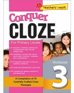 Conquer Cloze Workbook 3