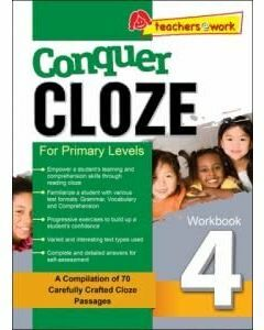 Conquer Cloze Workbook 4