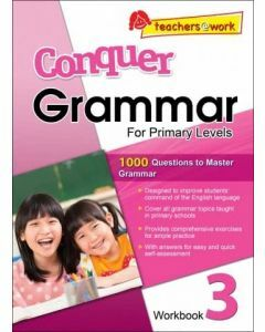 Conquer Grammar for Primary 3