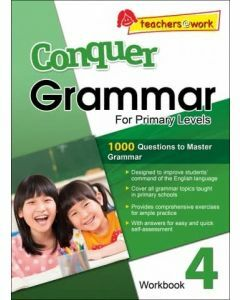 Conquer Grammar for Primary 4