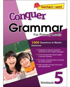Conquer Grammar for Primary 5