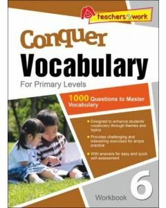 Conquer Vocabulary for Primary 6