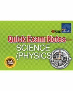 Quick Exam Notes Science Physics
