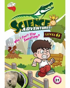 Science Adventures Issue 31 Level 2 (Ages 9-10)