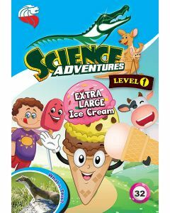Science Adventures Issue 32 Level 1 (Ages 6-8)
