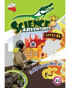 Science Adventures Issue 32 Level 2 (Ages 9-10)