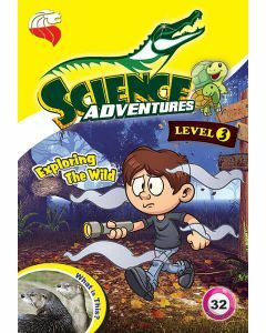 Science Adventures Issue 32 Level 3 (Ages 10-12)