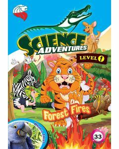 Science Adventures Issue 33 Level 1 (Ages 6-8)