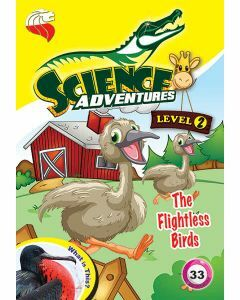 Science Adventures Issue 33 Level 2 (Ages 9-10)