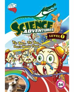 Science Adventures Issue 34 Level 1 (Ages 6-8)