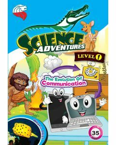 Science Adventures Issue 35 Level 1 (Ages 6-8)