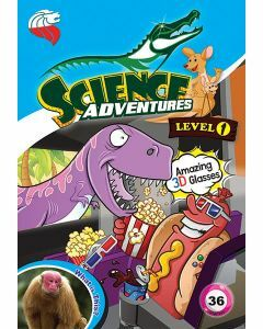 Science Adventures Issue 36 Level 1 (Ages 6-8)