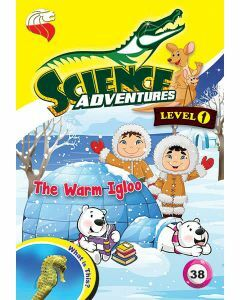Science Adventures Issue 38 Level 1 (Ages 6-8)
