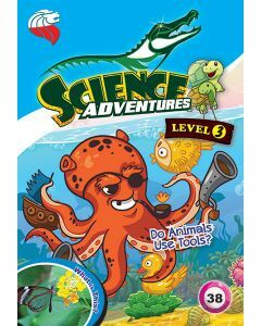 Science Adventures Issue 38 Level 3 (Ages 10-12)