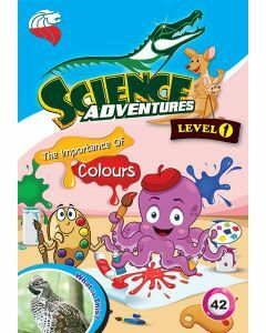 Science Adventures Issue 42 Level 1 (Ages 6-8)