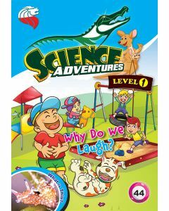 Science Adventures Issue 44 Level 1 (Ages 6-8)
