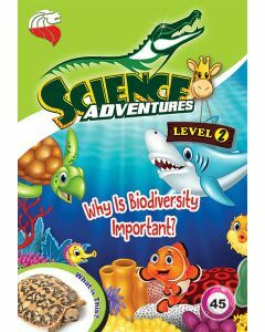 Science Adventures Issue 45 Level 2 (Ages 9-10)