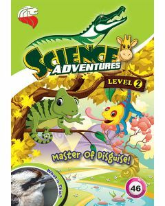 Science Adventures Issue 46 Level 2 (Ages 9-10)