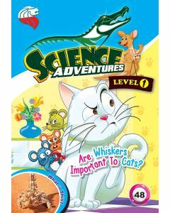 Science Adventures Issue 48 Level 1 (Ages 6-8)