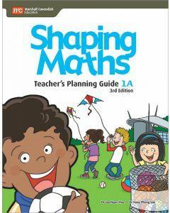 Shaping Maths Teacher's Planning Guide 1A (3E)