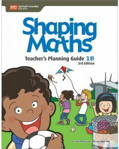 Shaping Maths Teacher's Planning Guide 1B (3E)