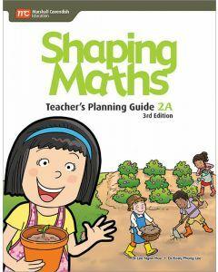 Shaping Maths Teacher's Planning Guide 2A (3E)