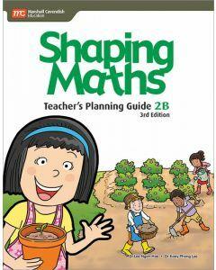 Shaping Maths Teacher's Planning Guide 2B (3E)