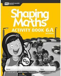 Shaping Maths Activity Book 6A (3E)