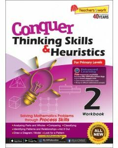 Conquer Thinking Skills & Heuristics Workbook 2