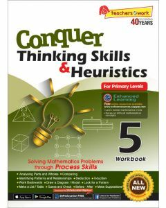 Conquer Thinking Skills & Heuristics Workbook 5