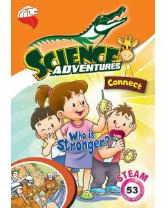 Science Adventures Issue 53 Connect (Ages 6-9)